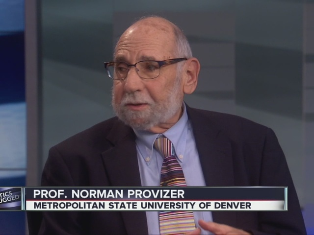 Dr. Norman Provizer talks about history in the making