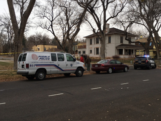 Pueblo PD investigate homicide after shots fired
