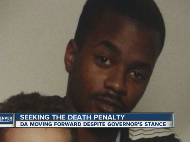 Seeking the death penalty