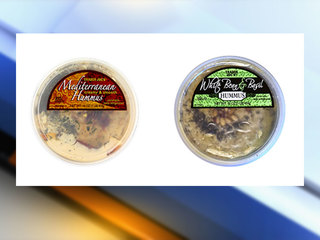 Trader Joe's recalls 2 flavors of hummus