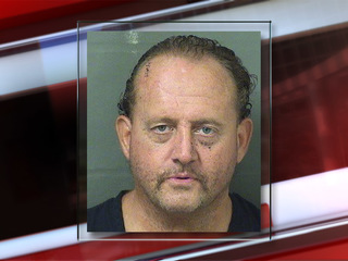 Florida 'Grinch' arrested hours after release
