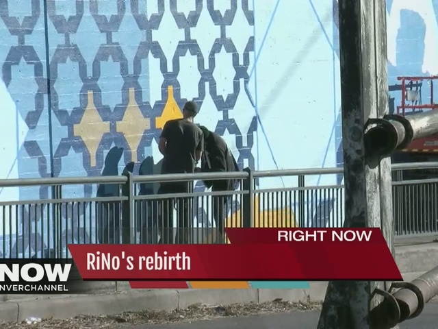 New mural adorns RiNo courtesy of volunteers