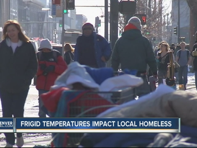 Will homeless sweeps cause increased demand at local shelters during bad…