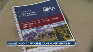 Audit: Take-home cars cost CO taxpayers $1.5M