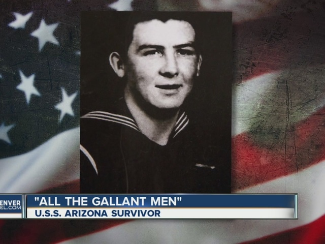 Colorado man's recollection of Pearl Harbor attack is detailed in new book