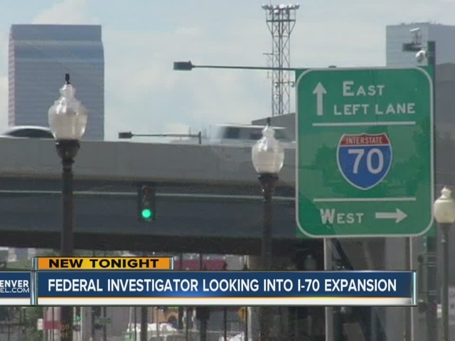 Feds launch civil rights investigation into I-70 expansion project…