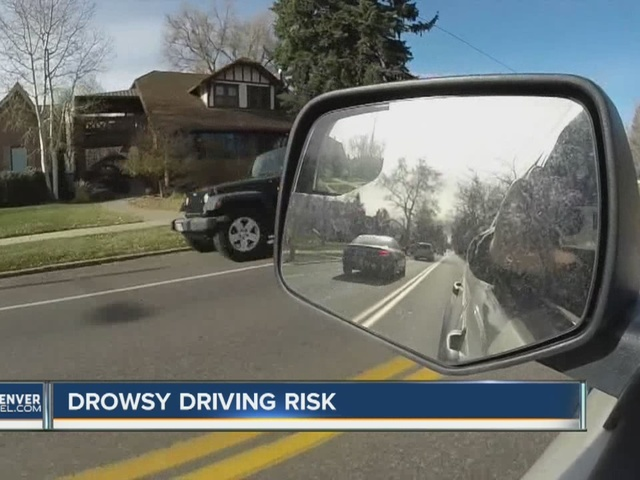 New sleep study shows impact on driving