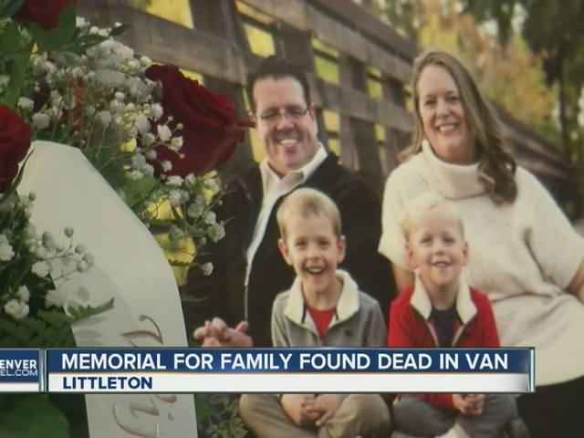 Services held for family dead in murder-suicide