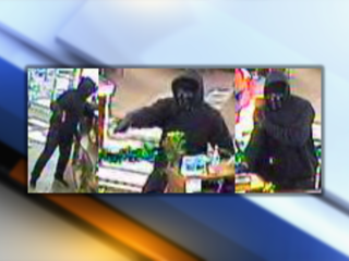 Gun-wielding man robs 1st Bank in Denver