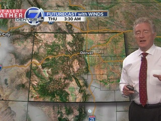 Wind chill advisory for northeastern Colorado