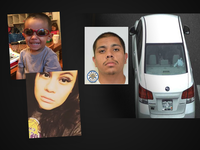 Aurora PD: Man kidnapped woman, young son