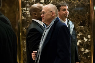 Fast food CEO picked as labor secretary