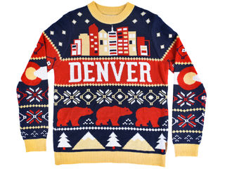 Here's how to get a free ugly sweater today