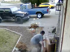Porch pirate caught stealing boxes in Pueblo Co.
