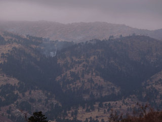 Wildfire near Loveland 100% contained, crews say