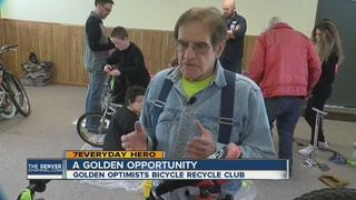 7Everyday Hero helps recycle, reuse bicycles