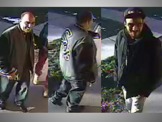 2 men rob elderly woman in Denver