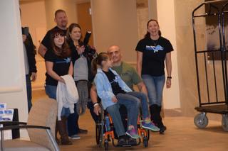 DougCo Det. Dan Brite released from hospital