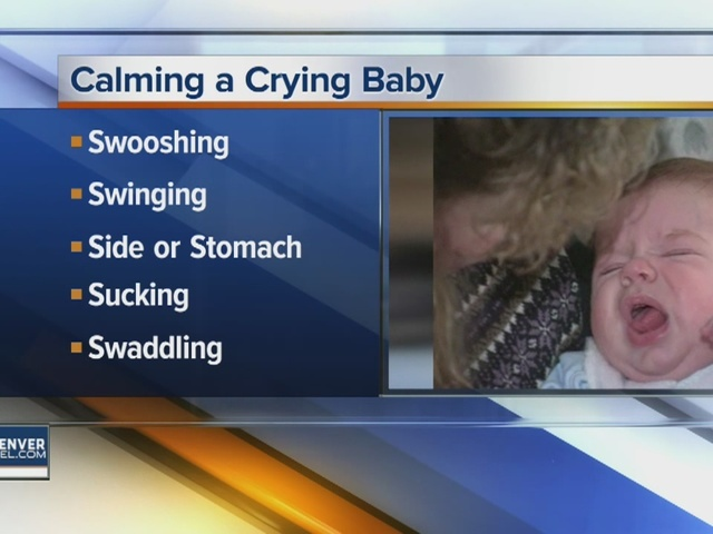Calming a Crying Baby