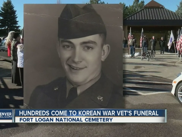 200 Attend Funeral Of Korean Vet Who Died Without Family