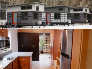 Aspen seasonal workers use swanky tiny homes