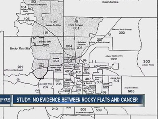 State releases Rocky Flats cancer study
