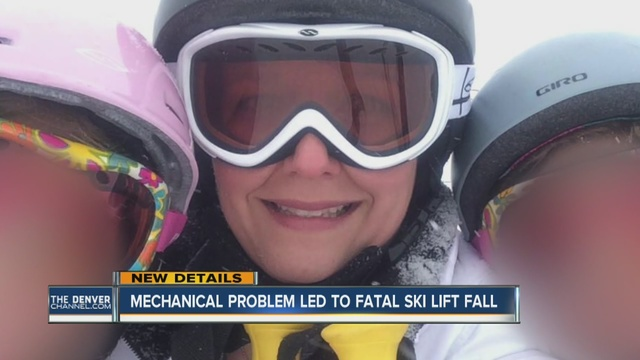 Kelly Huber, Kids Didn't Cause Granby Ski Lift Accident That Killed Her