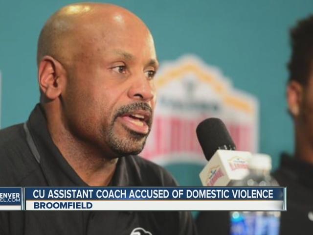 Former CU Buffaloes assistant football coach Joe Tumpkin charged with assault