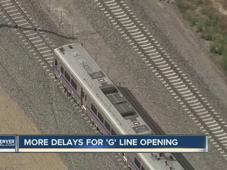 More delays for RTD's G-Line