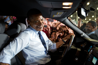 Favorite photos as Pres. Obama preps to leave