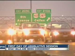 Lawmakers to tackle transportation, health care