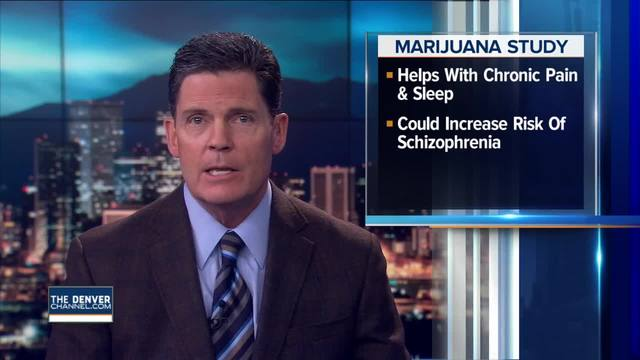 New federal report out on marijuana effects