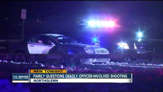 Family questions deadly officer-involved shooting