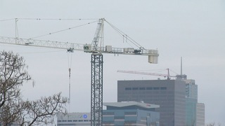 Construction boom fuels rent decrease