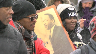 Denver celebrates King legacy with 'marade'
