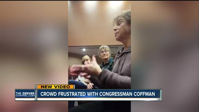 Some constituents upset with Rep- Coffman