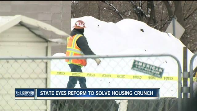 Lawmakers hope to reform construction defect law