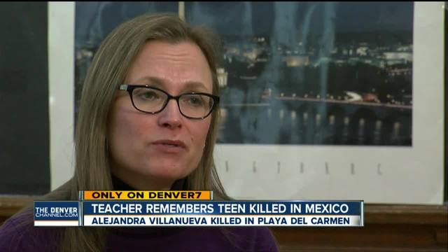 Former teacher remembers Denver girl killed at Mexican nightclub as -a…