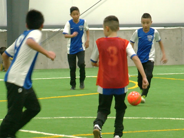 Soccer program providing opportunity to all