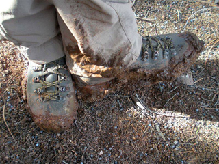 Mud closes several hiking trails in Boulder