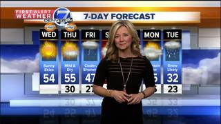 More stormy days coming for Colorado