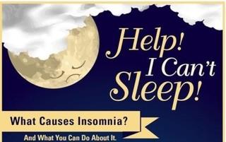 I Can't Sleep! Help!