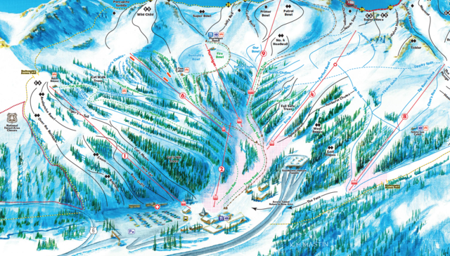 2 lifts shut down in Loveland Ski due to mechanical issues