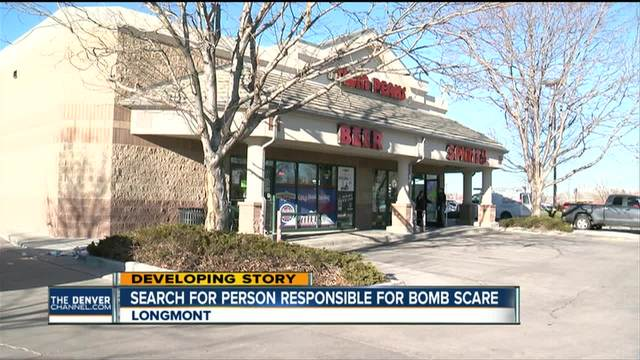 PD- Pipe bombs found outside Longmont liquor store were -fakes-