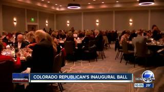 Colorado Ball: Local Trump supporters celebrate