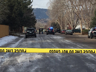Ft Collins: Suspect shot by police outside home