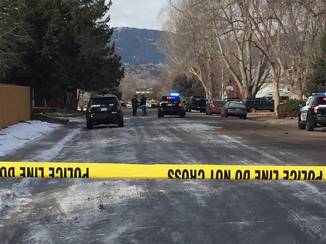 Fort Collins police shoot armed man outside home