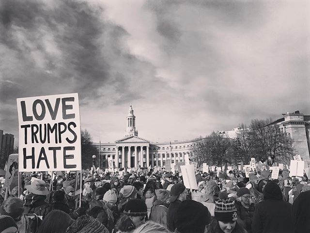 Women's March on Denver: Over 100k participated