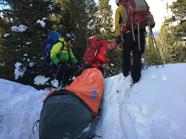 Hiker from North Dakota rescued at Rocky Mountain National Park