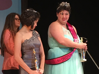 Miss Amazing pageant highlights abilities